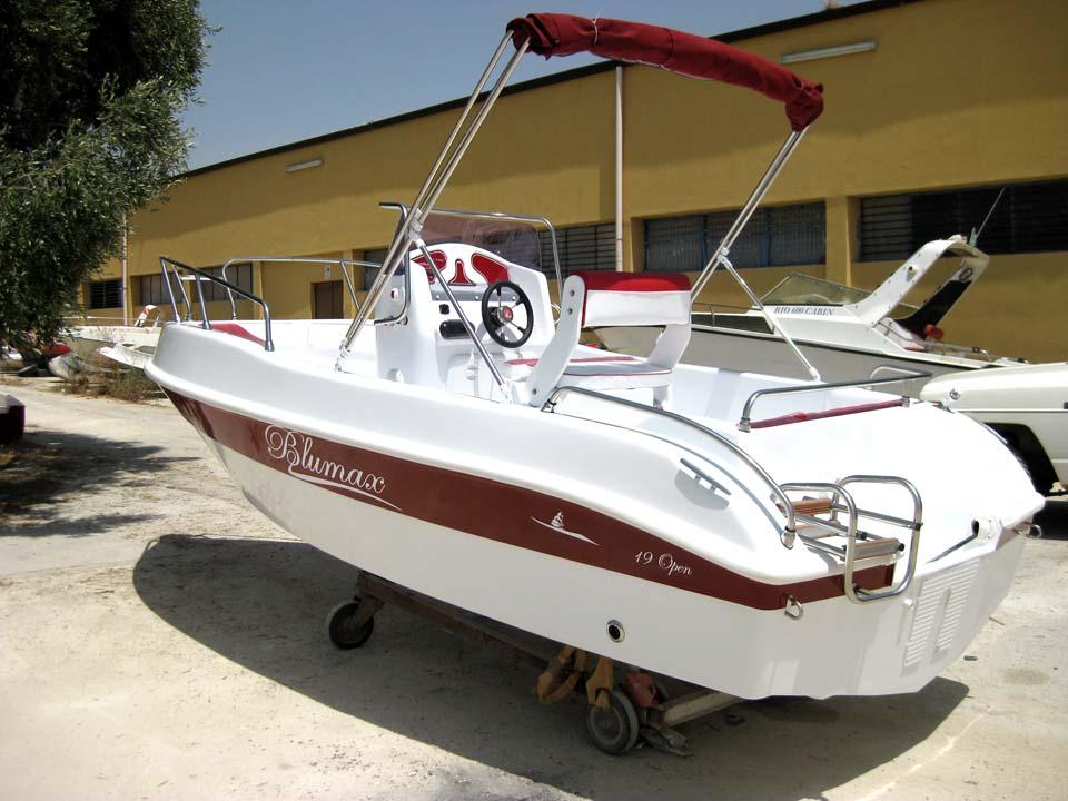 Tancredi nautica sciacca for Doccetta barca
